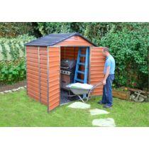 Palram Skylight 6x5 barna kerti házak