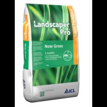 Landscaper Pro New Grass gyeptelepítéshez starter műtrágya,  20-20-8, 2-3 hó, 5 kg
