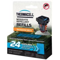 Thermacell 24 órás utántöltő Backpacker világjáró készülékhez (csak lapkák patron nélkül)