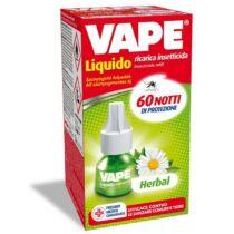 VAPE Herbál szúnyogírtó folyadék 60 éj