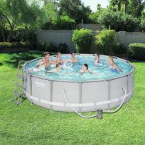 FIDZSI fémvázas medence szett 427 x 107 cm