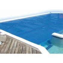 Szolártakaró szögletes medencéhez 7.3 x 14.6 m
