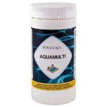 Multifunkciós medence fertőtlenitő tabletta Pontaqua Aquamulti 1kg (200gr-os)