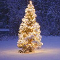 Kontakt LED Fényfűzér meleg fehér