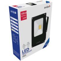Avide LED Reflektor Slim 20W CW 6400K