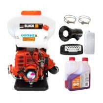 Black Tools Nagynyomású benzinmotoros háti permetező 14L I  50,3 cm3 I  1,6LE - 53402