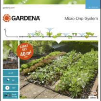 GARDENA Indulókészlet virág- és növényágyásokhoz