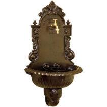 VIENNA falikút Kalapácslakk bronz