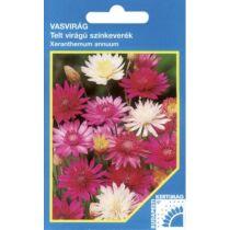 Budapesti Kertimag Vasvirág Telt virágú színkeverék vetőmag 150 szem
