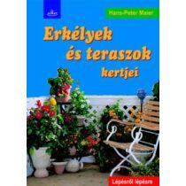 Maier, Hans-Peter Erkélyek és teraszok kertjei