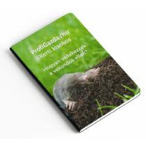 Kiskerti kisokos - Hogyan védekezzek a vakondok ellen? - ingyenesen letölthető tudásanyag