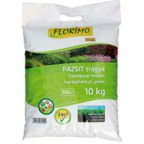 Florimo® Gyep Műtrágya 3 in 1 /Füles zsák/ 10 kg, pázsit trágya