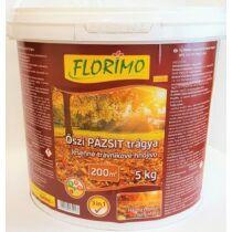 Florimo® Őszi Pázsit Műtrágya /Vödör/ 5 kg