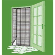 Szúnyogháló ajtóra fehér