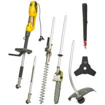 Texas SMART COMBI 100 elektromos 4in1 Multi set (Sövényvágó, láncfűrész, fűkasza,fűszélynyíró)