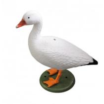 Ubbink Álló liba fehér, 52 cm - Élethű műanyag madárfigura