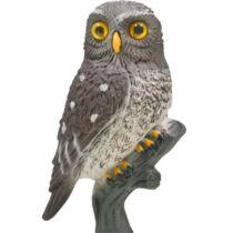 Ubbink Madárriasztó kis bagoly, 24 cm - Élethű műanyag figura