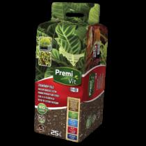 PremiVit Virágföld zöldnövény 25 l