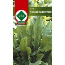 ZKI Sóska - Pallagi nagylevelű vetőmag 3g