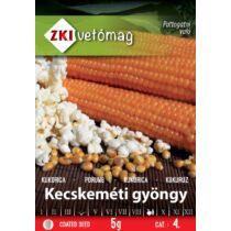 ZKI Kukorica Kecskeméti Gyöngy Vetőmag 5g