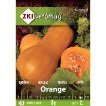 ZKI Sütőtök Orange Vetőmag 3g