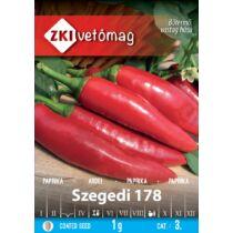 ZKI Paprika Szegedi 178 Vetőmag 1g