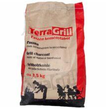 Faszén Terragrill 2,5 kg