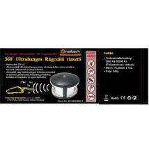Rágcsáló riasztó- ultrahangos beltéri 375m2