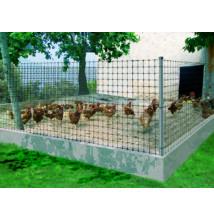 Nortene Bop 100  könnyített műanyag kerítés