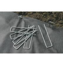 Nortene Fixsol fémkapocs, 17 cm, - 10db/csomag