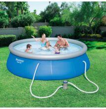 Bestway Sweet Pool puhafalú medence szett 396 x 84 cm