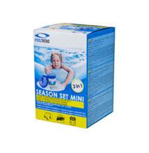 Induló vegyszerkészlet kis medencékhez (SeasonSet Mini)