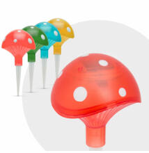 LED-es szolár gombalámpa 11 cm