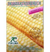 Topcorn vetőmag Dessert R78  csemegekukorica 100 szem