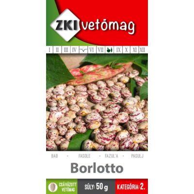 ZKI Bab Borlotto Vetőmag 50g