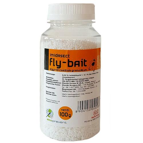 Imidasect Fly Bait- Légyirtó granulátum kenhető, 100 g