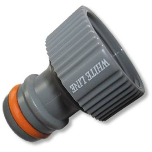"Bradas WL-2191 White Line csapcsatlakozó 3/4"" Power Jet"