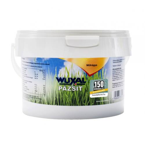 Wuxal®  Pázsit 2,5 kg