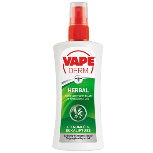 VAPE Derm&Herbal Szu- ku pumpás 100 ml