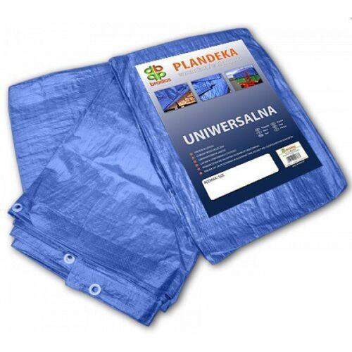 Professzionális, vízálló kék színű takaróponyva 60 g  2 x 3  méteres
