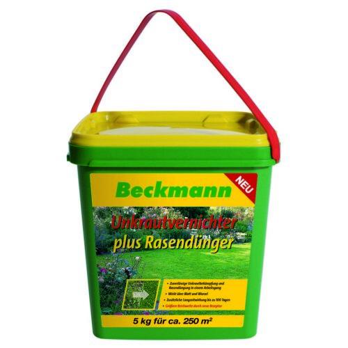 Beckmann gyomirtó gyeptrágya, 5 kg, 250m2