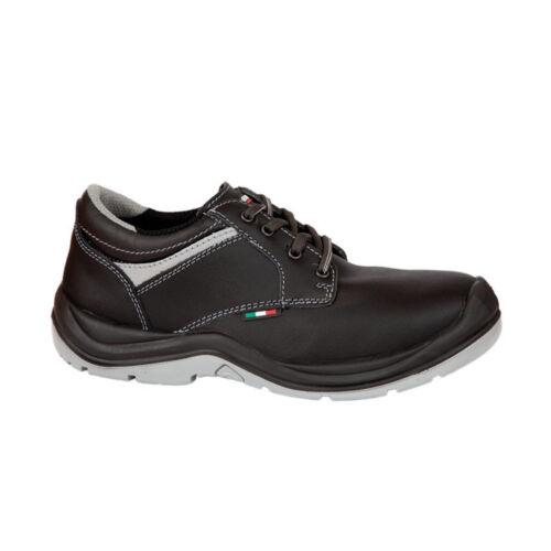 Giasco Kent S3 műanyag betétes munkavédelmi cipő
