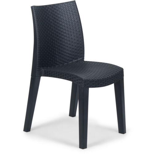 Fieldmann FDZN 3020 műanyag kerti szék - LADY