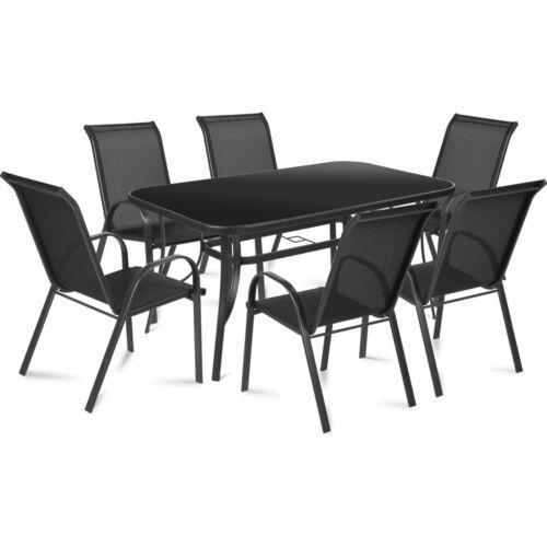 Fieldmann FDZN 5010/5030 7 részes kerti bútor szett - RONY II