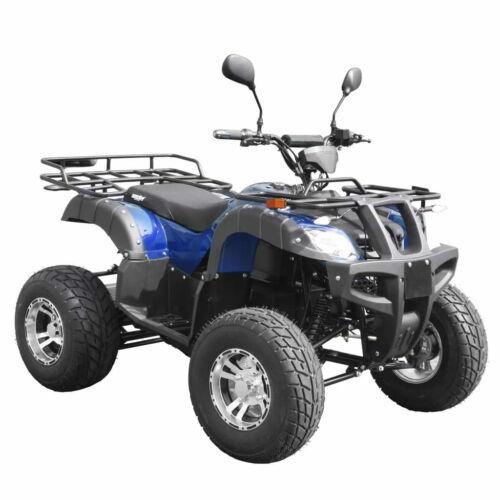 Hecht 59399 BLUE akkumulátoros quad