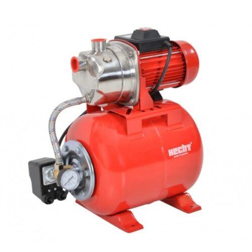 Hecht 3101 inox házi vízmű 44m / 1000W
