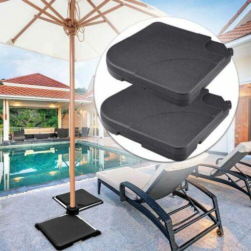 2 db tölthető napernyőtalp súly