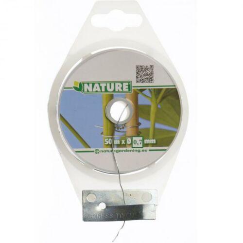 Nature fém kötöző 50m, 0,7mm