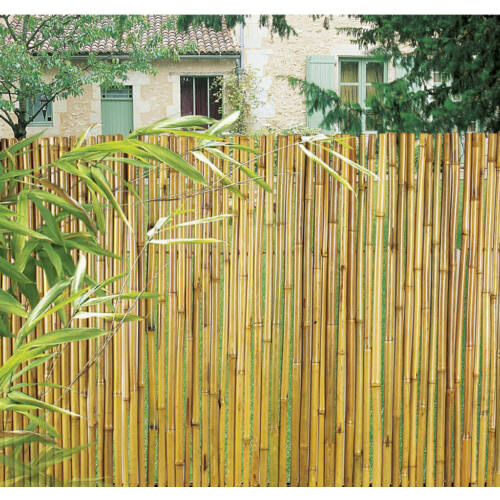 Notene Bambooflex rugalmas bambuskerítés