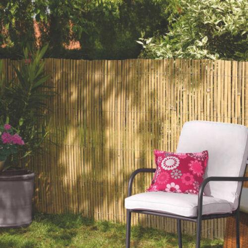 Nortene Bamboocane bambusznád kerítés